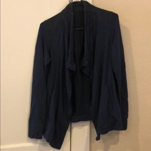 Lululemon long sleeve cardigan